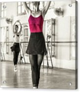 Camaguey Ballet 1 Acrylic Print