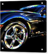 Camaro Acrylic Print