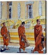 Cambodian Harmony Acrylic Print