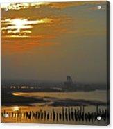 Cambodian Sunsets 1 Acrylic Print