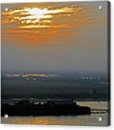 Cambodian Sunsets 2 Acrylic Print