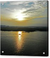 Cambodian Sunsets 3 Acrylic Print