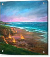 Cambria's 4th Of July Acrylic Print