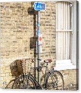 Cambridge Bikes 5 Acrylic Print