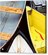 Camden Dories Photo Acrylic Print