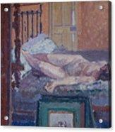 Camden Town Nude Acrylic Print
