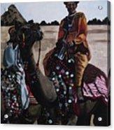 Camel Fair Acrylic Print