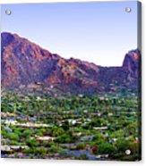 Camelback Mountain, Phoenix, Arizona Acrylic Print