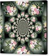 Cameo Bouquet Acrylic Print