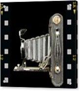 Camera Close Up-5 Acrylic Print
