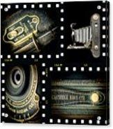 Camera Collage-2 Acrylic Print