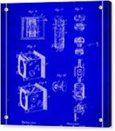 Camera Patent Drawing 2h Acrylic Print