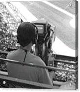 Camera's Man..... Acrylic Print