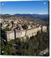 Camerino Italy - Aerial Image Acrylic Print