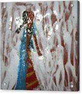 Camille - Tile Acrylic Print