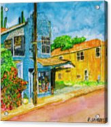 Camilles Place Acrylic Print