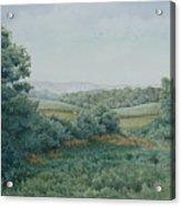 Camillus Field Acrylic Print