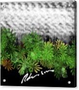 Camo -flower-range Acrylic Print