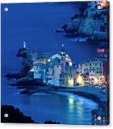 Camogli Sunrise - Camogli All'alba Acrylic Print