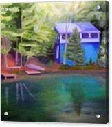 Camp Acrylic Print