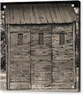 Camp Randall Stockade - Madison Wisconsin Acrylic Print