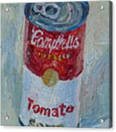 Campbell's Soup Acrylic Print