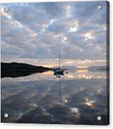 Campbeltown Dawn Acrylic Print