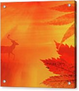 Canada 150 Acrylic Print