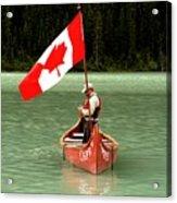 Canada Day... Acrylic Print