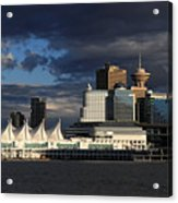 Canada Place Vancouver City Acrylic Print