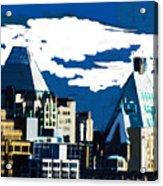 Canada Towers Acrylic Print