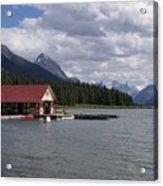 Canadian Rockies # 10 Acrylic Print
