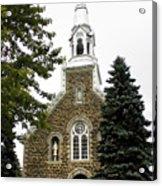 Canadian Rural Church Acrylic Print