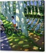 Canal Du Midi France Acrylic Print