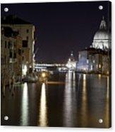 Canal Grande - Venice Acrylic Print