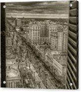 Canal Street Acrylic Print