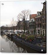 Canals Of Jordaan Acrylic Print