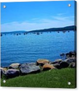 Canandaigua Lake  Acrylic Print