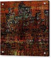 Canary Wharf 4 Acrylic Print