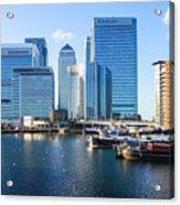 Canary Wharf 9 Acrylic Print