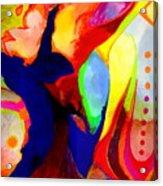 Cancun 14 Acrylic Print