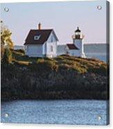 Candem Lighthouse Acrylic Print