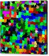 Candid Color 2 Acrylic Print