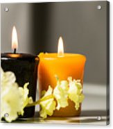 Candle Acrylic Print