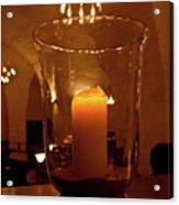 Candlelight Acrylic Print