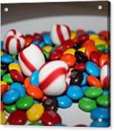 Candy Acrylic Print