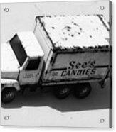 Candy Truck Acrylic Print