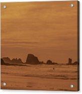 Cannon Beach 4 Acrylic Print