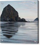 Cannon Beach 6211 Acrylic Print