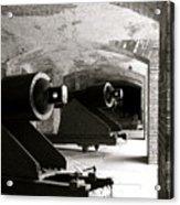 Cannon Fodder Acrylic Print